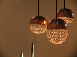lamps in the acorn form in japanese