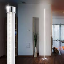 Wohnzimmer Esszimmer Lampen Moderne Stehleuchte Aus Aluminium Mit 18 Watt Led Lampen U0026 Möbel