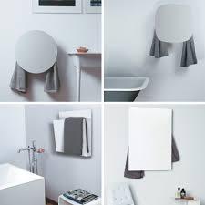 warm fuzzies elegant sculptural bathroom towel warmers