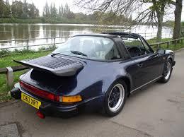 porsche targa white classic chrome porsche 911 carrera 3 2 sport targa 1985 c blue