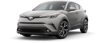 small toyota suv 2018 toyota c hr color outside the lines