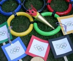 Backyard Olympic Games For Adults 100 Best Olympics Theme Images On Pinterest Olympic Crafts