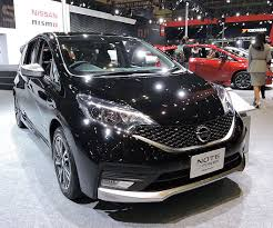 nissan note 2017 file nissan note e power mode premier autech e12 jpg wikimedia