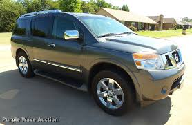 nissan armada for sale under 10000 2010 nissan armada suv item db4052 sold august 16 vehic
