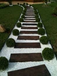 Pea Gravel Front Yard - 27 easy and cheap walkway ideas for your garden pea gravel