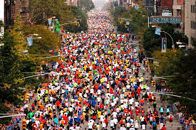 New York City Marathon Map by New York City Marathon See Stunning Aerial Photos Time Com