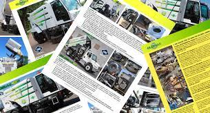 global environmental purpose built mechanical street sweepers