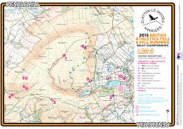 Map Running Route by Red White And Gold U2013 The Secret Fell Running Diary Of Ben