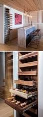 built in wine racks for kitchen cabinets kitchen decoration top 25 best built in wine rack ideas on pinterest kitchen wine an elegant apartment with a wood slat ceiling cool wine rackswine