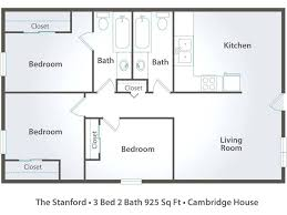 2 bedroom and bathroom house plans 2 bed 2 bath house plans light and bright two bedroom 2 bed 2 bath