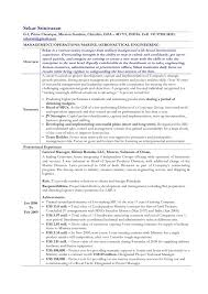Logistics Responsibilities Resume Covering Letter For Resume For The Post Of Teacher Attain A