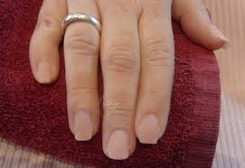 photo ongles gel ongles en gel carre arrondi
