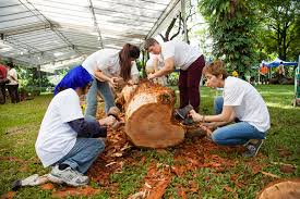 wood sculpture singapore 10 events you t heard about for singapore week
