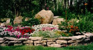 Rock Garden Ideas Rock Landscaping Ideas Flat And Sloping