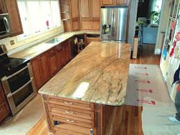 kitchen island construction granite countertop maher kitchen cabinets backsplash glass