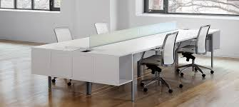 Inscape Office Furniture by Inscape Benching Smart Office Environments