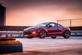 peugeot rcz r black peugeot rcz r review fastest production peugeot ever 270bhp