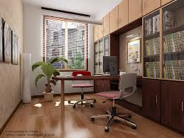 Home Themes Interior Design Office Workspace Modern Home Office Interior Design Featuring
