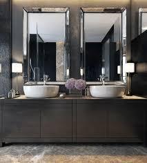 bathroom mirror and lighting ideas top 50 best bathroom mirror ideas reflective interior designs