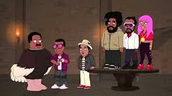 the cleveland show a brown thanksgiving episode