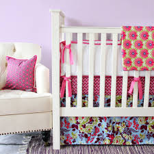 Coral Nursery Bedding Sets by How To Choose The Purple Crib Bedding Gretchengerzina Com