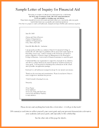 13 financial help letter sample appication letter