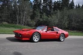 308 gts qv for sale 308 convertible 1984 for sale zffua13a9e0051451 1984