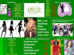 how to make a vision board entrepreneurial woman magazine