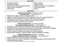 download public administration sample resume