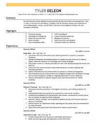 cover letter law enforcement cover letter sample resume example