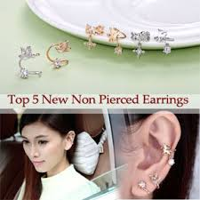 earrings for school back to school fashion idear ear wrap cuff earrings