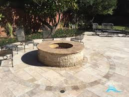 Texas Fire Pit by Outdoor Living Services Grand Prairie Texas