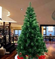 Christmas Decorations Online Buy India by Buy Aaryash Good Deals Creation 6 Feet Niddle Pine Christmas Tree