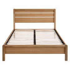 buy john lewis montreal bed frame king size oak john lewis
