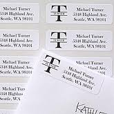 address labels custom printed envelopes personalizationmall