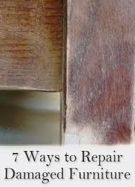 Best 10 Wood Stain Ideas On Pinterest Staining Wood Furniture by 7 Easy Ways To Repair Damaged Wood Furniture Wood Furniture