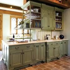 antique green kitchen cabinets breathtaking antiquing kitchen cabinets best antiqued kitchen
