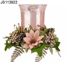 flower candle rings wreaths and candle rings wholesale wreaths suppliers alibaba