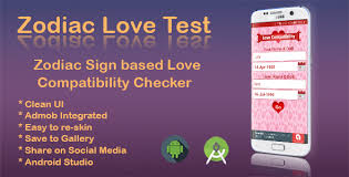zodiac themes for android zodiac love compatibility test with admob by sharpcoders codecanyon