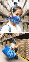 people are now making clothes out of 99 cent ikea bags and they