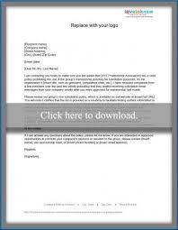 sample of marketing letters to business sample compliance letters