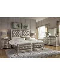 Huge Deal On Couture Silver Panel Bedroom Set By Pulaski