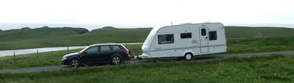 luxury caravan spread your wings explore the freedom of shetland shetland news