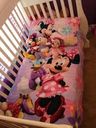 Toddler Minnie Mouse Bed Set Toddler Bedding Set Minnie Mouse Bow Tique W Daisy Duck Too