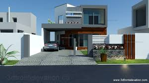 home design for 10 marla 3d front elevation com 8 marla house plan layout elevation