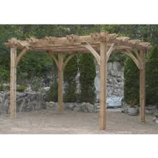 8 X 10 Pergola by Gazebos And Pergolas