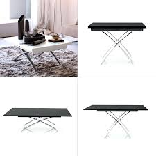 convertible dining room table convertible coffee dining table ghanko com