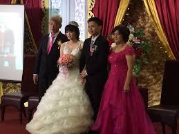 wedding dress kelapa gading dicky lilis wedding day by filia organizer bridestory