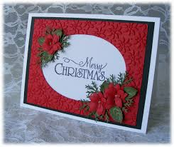 and white christmas card ideas handmade4cards