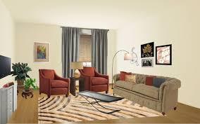 modern elegant interior living room best greige paint color can be